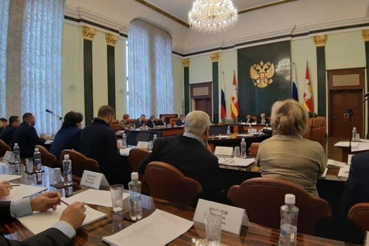 На Координационном совете при Губернаторе Челябинской области...